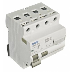 Interruptor Diferencial 4P 30mA Ac 25A - Efapel