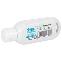 Álcool Gel Desinfetante de Mãos 50 ml
