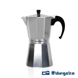 Cafeteira Alumínio 2 Chávenas - ORBEGOZO