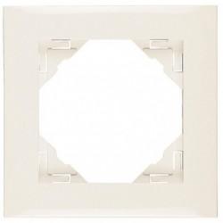 Espelho Tomada Simples Branco - Efapel
