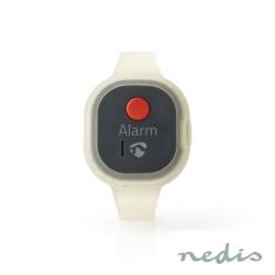 Alarme de segurança pessoal 85dB para pulso - Nedis
