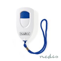 Alarme de segurança pessoal c/ cordão ativador - Nedis