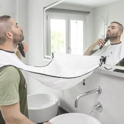 Babete para Barba C/ Ventosas