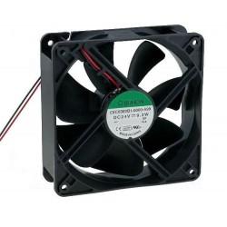 Ventoinha 24VDC 120x120x38mm