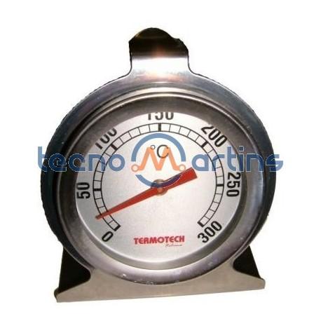 Termometro Forno Inox 0-300º