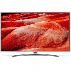 "TV LED 55"" UHD 4K-SMTV-100HZ - LG 55UM7600PLB"