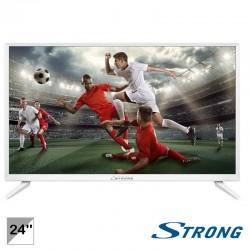 TV LED 24'' Branca - STRONG