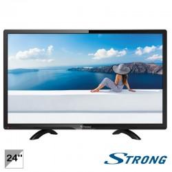 "TV LED 24"" SRT24HB3003 - STRONG"