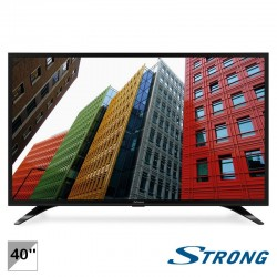 "TV LED 40"" FHD-SMTV-2HD - STRONG SRT40FB5203N"