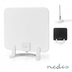 Antena HDTV 0-25km Fm/Uhf Interior 30db - Nedis