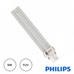 Lampada 9w 2P TUV Ultravioleta Germicida PL-S - Philips