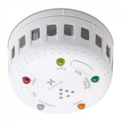 Detector / Alarme de Calor Mini Autónomo 85dB S/ Fios - Xindar