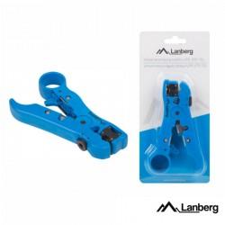 Descarnador De Cabos Universal Utp/Stp Azul - Lanberg