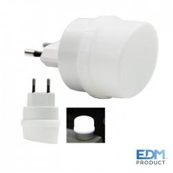 Luz Presença - 1 Led Branco 2w 230v EDM
