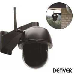 Camara Vigilância Dome IP 1080P Wifi LEDs IR IP66 - Denver