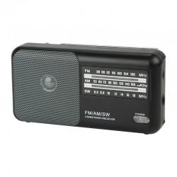 Radio Portatil Fm/Am Preto - Blow