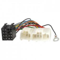 Adaptador para Auto-Rádio ISO Fêmea -» NISSAN