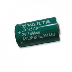 Pilha de lítio CR1/2AA 3.0V - Varta