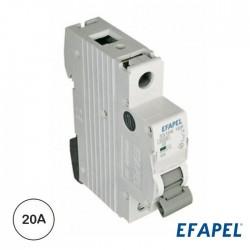 Disjuntor Mt 20a 4.5ka G20 1p - Efapel