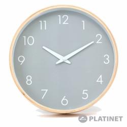 Relógio de Parede Analógico 31.5Cm - Platinet