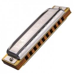 Harmonica 20 Vozes Blues Harp - Hohner