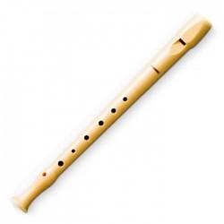 Flauta de Bisel Soprano Alemã - Hohner