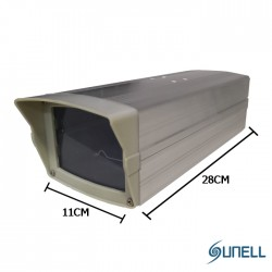 Caixa P/ Exterior P/ Câmeras de Segurança
