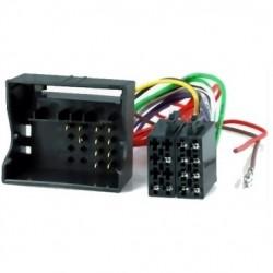 Adaptador para Auto-Rádio ISO fêmea -» UNIVERSAL (housing Quadlock)
