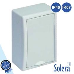 Caixa Distribuição Elétrica 4 Elementos IP40 IK07 - SOLERA