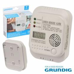 Detector Gas C/ Alarme + Visor - Grundig