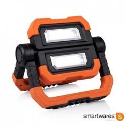 Smartwares FCL-76013 LED Luz de Trabalho Borboleta Recarregável