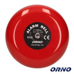 Campainha Industrial Vermelha 230V - ORNO