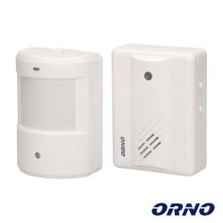 Detetor De Movimentos Pir S/ Fios - ORNO