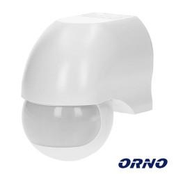 Detetor De Movimentos Pir Branco - ORNO