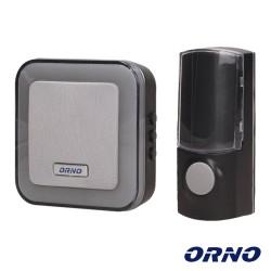 Campainha C/ 1 Receptor 230V 100m - ORNO