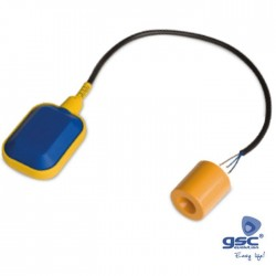 Sensor de Nível de Líquidos Automático Flutuante IP68 3mt (3x1.0mm) - GSC