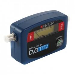 Medidor Sinal Analogico Finder DVB-T / T2