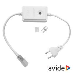 Controlador P/Fita De LEDs Rgb 220v - Avide