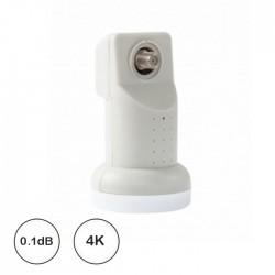 Lnb Universal 1 Saida 0.1db 4K 3D - Amiko