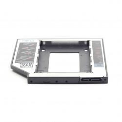 "Adaptador Disco 2.5"" HDD/SSD Slot Drive CDs P/ Portátil - Gembird"
