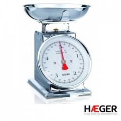 Balança Cozinha 5Kg C/Taça - Haeger