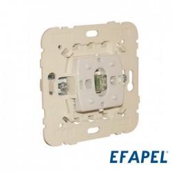 Interruptor Ac Imb Simp Quad Pressao Luminoso 240v 10A - Efapel 21152, Serie MEC21
