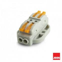 Ligador Pressão 2 Condutores 0.08-4mm²