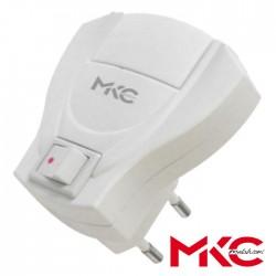Luz Presença - 2 LEDs Branco 0.5W 230V - MKC