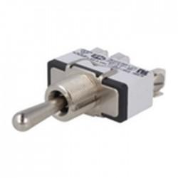 Interruptor Alavanca 3 Posições (2 Estáveis) - ON-OFF-(ON) - 250VAC 15A (3 pinos)