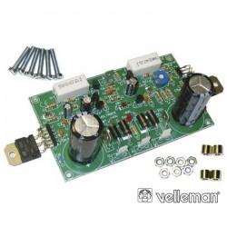 Kit de Montagem Amplificador De Potência Discreto 200W - VELLEMAN