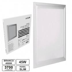 Painel LEDs Quadrado 45W 600x600mm 4000k 3600lm