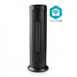 Aquecedor 1200-2000W Torre Inteligente c/ Wifi Smartlife - NEDIS