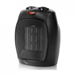 Aquecedor Ready Warm 6000 1500W Cerâmico (Preto) - Cecotec