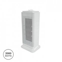 Aquecedor Cerâmico Torre c/ Ventilador 2000W - PEREL
